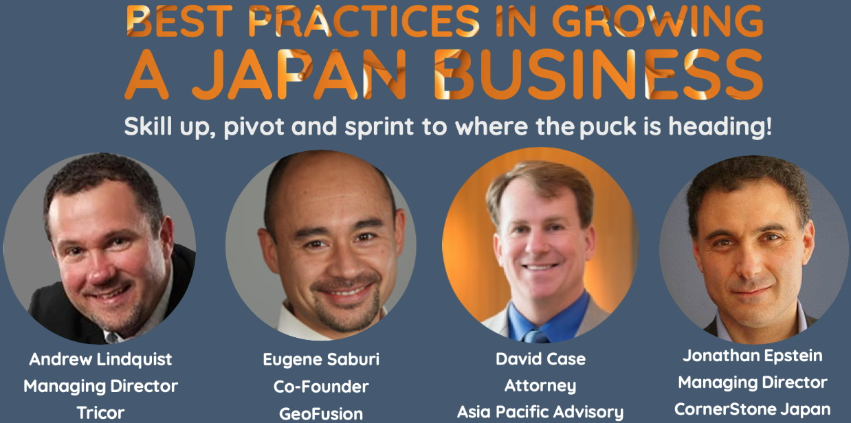 Best Practices in Growing a Japan Business