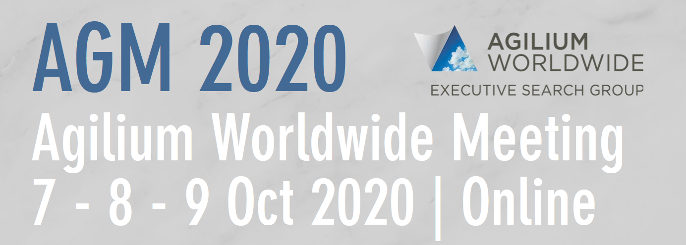 "October 2020 – Agilium Worldwide's first-ever ""Virtual AGM"" is a huge success!"